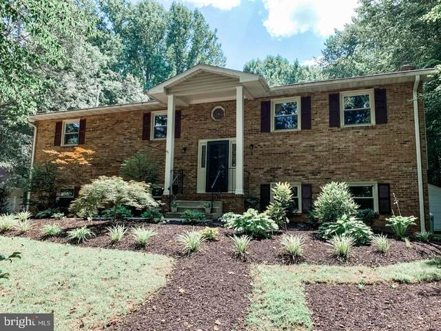 7011 Gray Fox Trail, MANASSAS, VA 20112 (#VAPW501964) :: Colgan Real Estate