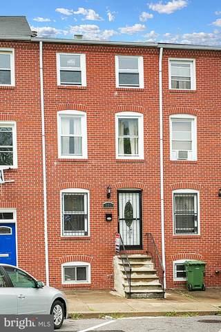 531 Mosher Street, BALTIMORE, MD 21217 (#MDBA520256) :: LoCoMusings