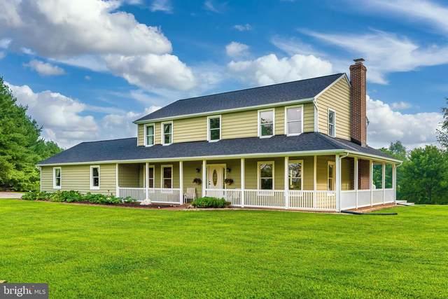 11818 Ridgeway Drive, MONROVIA, MD 21770 (#MDFR268910) :: Pearson Smith Realty