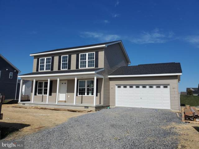 70 Hialeah Place, MARTINSBURG, WV 25403 (#WVBE179430) :: The Riffle Group of Keller Williams Select Realtors