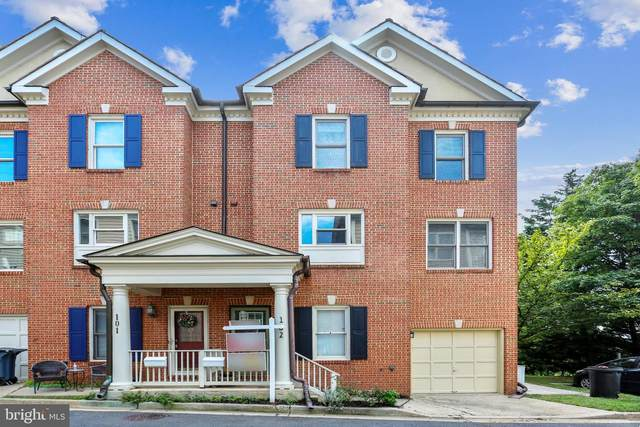 102 Ridgepoint Place, GAITHERSBURG, MD 20878 (#MDMC720952) :: The Redux Group