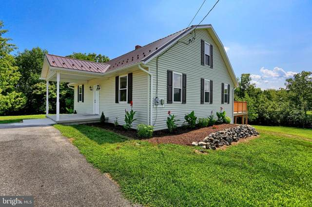3742 Hill Road, GREENCASTLE, PA 17225 (#PAFL174582) :: The Joy Daniels Real Estate Group