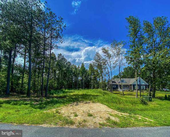 Lot 34 Den Drive, MILTON, DE 19968 (#DESU166688) :: RE/MAX Coast and Country