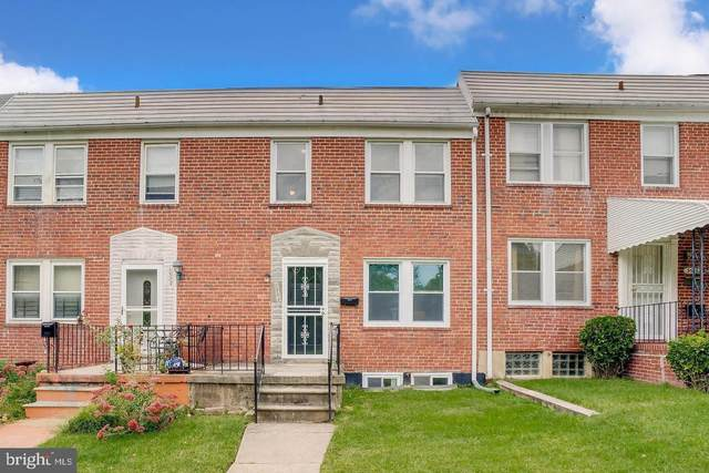 3521 Shannon Drive, BALTIMORE, MD 21213 (#MDBA520530) :: Jennifer Mack Properties