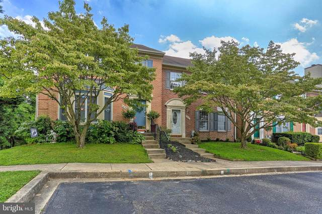 1437 S Valbrook Court, BEL AIR, MD 21015 (#MDHR250504) :: The Redux Group