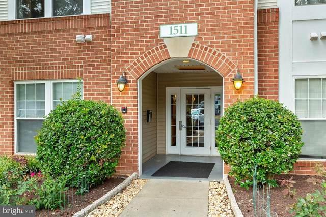 1511 N Point Drive #302, RESTON, VA 20194 (#VAFX1148404) :: Debbie Dogrul Associates - Long and Foster Real Estate