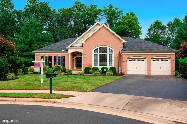 1838 Strickland Court, WOODBRIDGE, VA 22191 (#VAPW502294) :: Debbie Dogrul Associates - Long and Foster Real Estate
