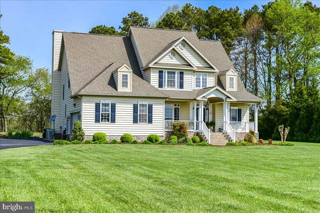 8245 Sea Biscuit Road, SNOW HILL, MD 21863 (#MDWO116016) :: Advon Group