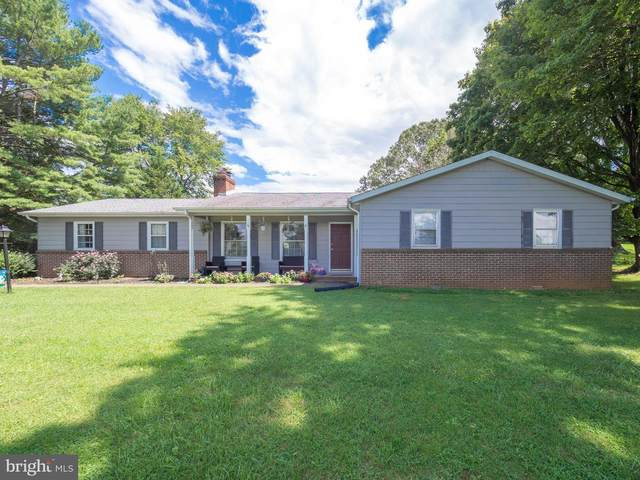 19203 Sycamore Lane, CULPEPER, VA 22701 (#VACU142274) :: The Riffle Group of Keller Williams Select Realtors