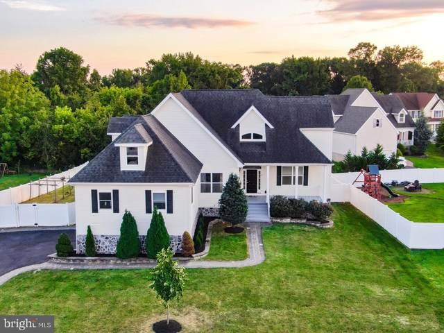 358 Crescent Drive, BORDENTOWN, NJ 08505 (#NJBL379508) :: Holloway Real Estate Group
