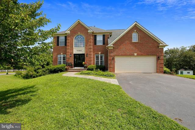 16905 Doctor Moore Court, POOLESVILLE, MD 20837 (#MDMC721452) :: AJ Team Realty