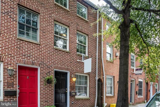 1931 Fleet Street, BALTIMORE, MD 21231 (#MDBA520790) :: Jennifer Mack Properties