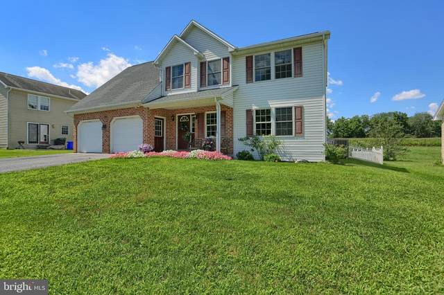 114 Baker & Russell, SHIPPENSBURG, PA 17257 (#PAFL174664) :: The Jim Powers Team