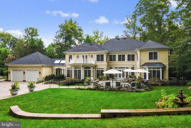 6501 Curry Manor Court, BETHESDA, MD 20817 (#MDMC721578) :: Pearson Smith Realty