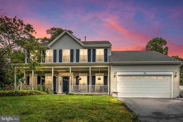 20 Appletree Lane, STAFFORD, VA 22554 (#VAST224810) :: John Lesniewski | RE/MAX United Real Estate