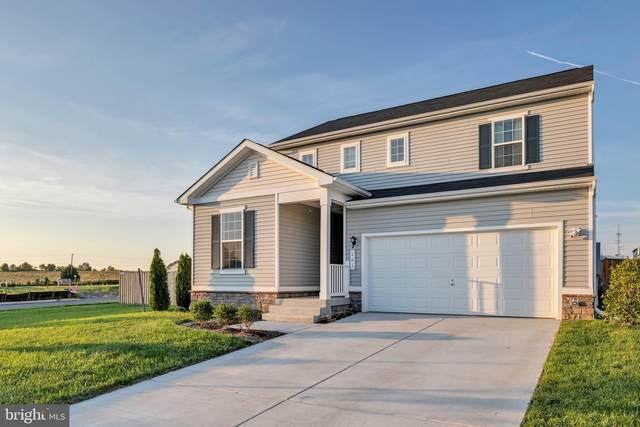 101 Savannah Way, STEPHENS CITY, VA 22655 (#VAFV159284) :: Debbie Dogrul Associates - Long and Foster Real Estate