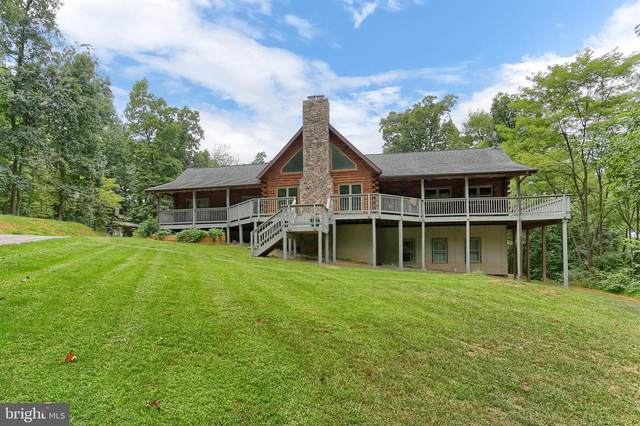1560 Knoxlyn Orrtanna Road, ORRTANNA, PA 17353 (#PAAD112824) :: The Heather Neidlinger Team With Berkshire Hathaway HomeServices Homesale Realty