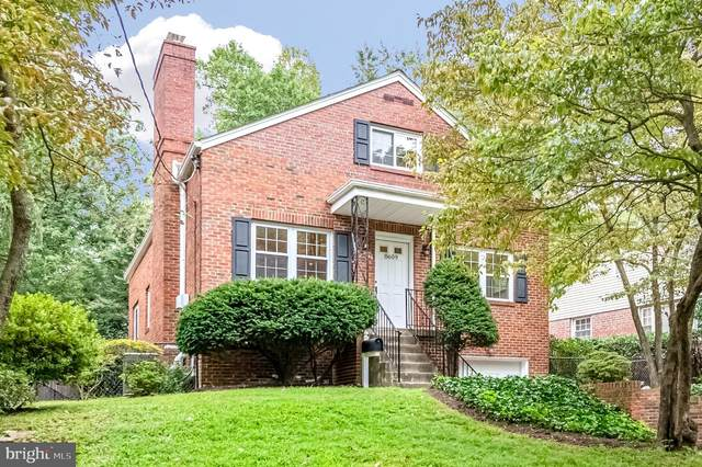8609 Mayfair Place, SILVER SPRING, MD 20910 (#MDMC721694) :: Pearson Smith Realty