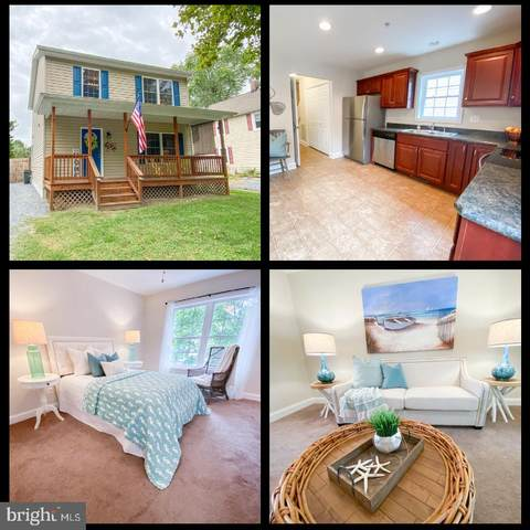 307 Maple Avenue, RIDGELY, MD 21660 (#MDCM124402) :: The Riffle Group of Keller Williams Select Realtors