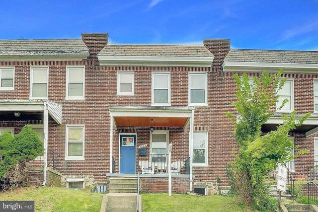 3503 Chesterfield Avenue, BALTIMORE, MD 21213 (#MDBA520992) :: Pearson Smith Realty