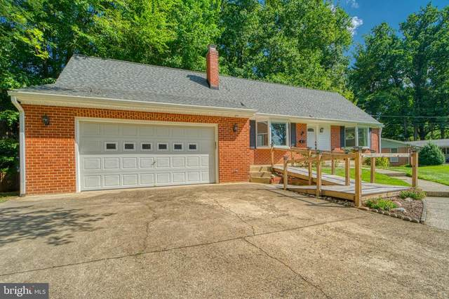8616 Clydesdale Road, SPRINGFIELD, VA 22151 (#VAFX1149200) :: Pearson Smith Realty