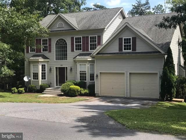 116 Country Club, CROSS JUNCTION, VA 22625 (#VAFV159318) :: John Lesniewski | RE/MAX United Real Estate