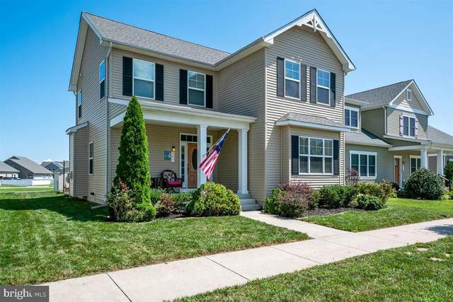 207 Parker Drive, STEVENSVILLE, MD 21666 (#MDQA145014) :: SP Home Team