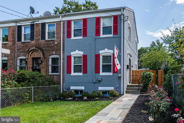 425 Quackenbos Street NE, WASHINGTON, DC 20011 (#DCDC482894) :: John Lesniewski | RE/MAX United Real Estate