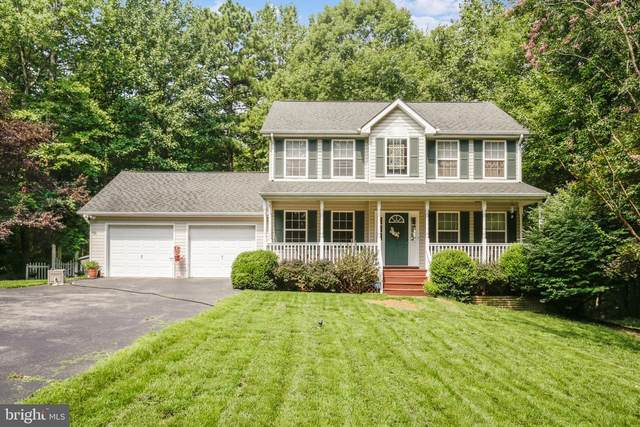 3505 Garrett Lane, HUNTINGTOWN, MD 20639 (#MDCA178172) :: Gail Nyman Group