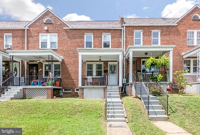 526 Oklahoma Avenue NE, WASHINGTON, DC 20002 (#DCDC483030) :: Ultimate Selling Team