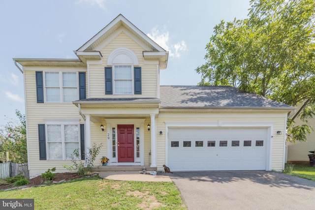 29 Ashcroft Drive, FREDERICKSBURG, VA 22405 (#VAST224884) :: John Lesniewski   RE/MAX United Real Estate