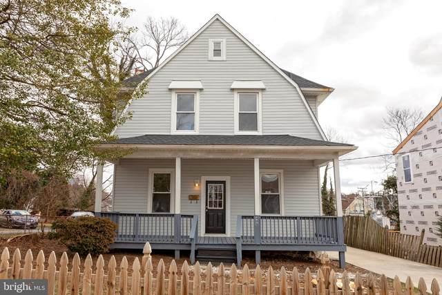 408 Fairmount Avenue, TOWSON, MD 21286 (#MDBC503972) :: The Riffle Group of Keller Williams Select Realtors