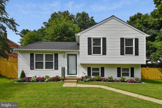 2017 Valley Road, ANNAPOLIS, MD 21401 (#MDAA444170) :: Pearson Smith Realty