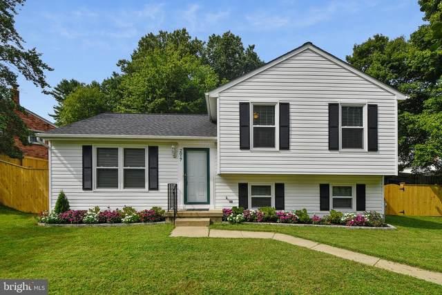 2017 Valley Road, ANNAPOLIS, MD 21401 (#MDAA444170) :: John Lesniewski | RE/MAX United Real Estate