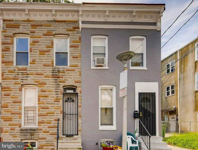 2032 Etting Street, BALTIMORE, MD 21217 (#MDBA521482) :: The Redux Group