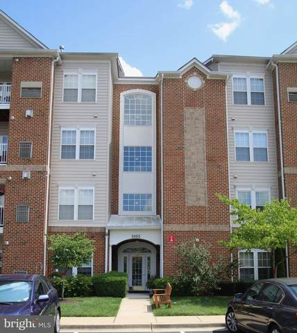 1005 Samantha Lane 4-203, ODENTON, MD 21113 (#MDAA444282) :: The Riffle Group of Keller Williams Select Realtors