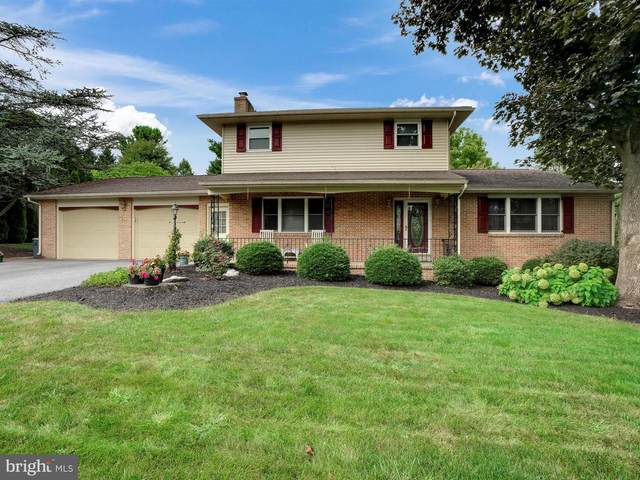 131 Juniper St., LEBANON, PA 17042 (#PALN115342) :: The Heather Neidlinger Team With Berkshire Hathaway HomeServices Homesale Realty