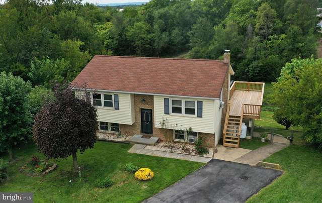 114 Linwood Court, STEPHENS CITY, VA 22655 (#VAFV159394) :: ExecuHome Realty