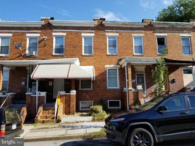 2608 E Chase Street, BALTIMORE, MD 21213 (#MDBA521682) :: The Redux Group