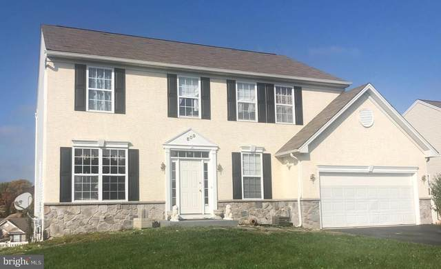 809 Franklin Street, COATESVILLE, PA 19320 (#PACT514674) :: Ramus Realty Group