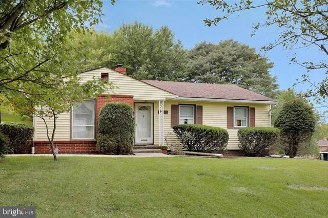 22513 Horse Rock Road SW, WESTERNPORT, MD 21562 (#MDAL135066) :: The MD Home Team