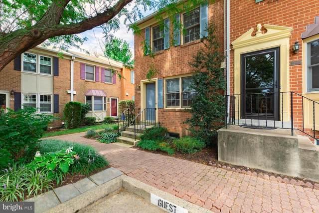 838 N Frederick Street, ARLINGTON, VA 22205 (#VAAR168416) :: Arlington Realty, Inc.