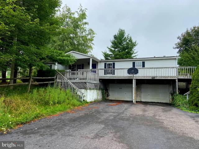 637 Nest Lick Acres Road, OAKLAND, MD 21550 (#MDGA133390) :: AJ Team Realty
