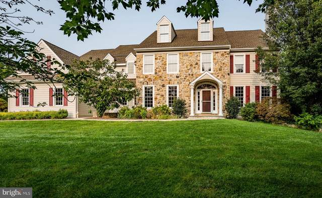13 Peale Drive, WEST CHESTER, PA 19382 (#PACT514746) :: John Lesniewski | RE/MAX United Real Estate