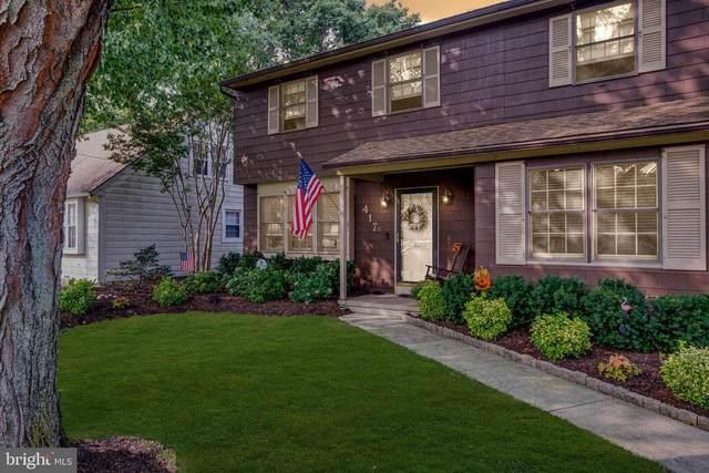 417 Park Avenue, COLLINGSWOOD, NJ 08108 (#NJCD401288) :: Larson Fine Properties