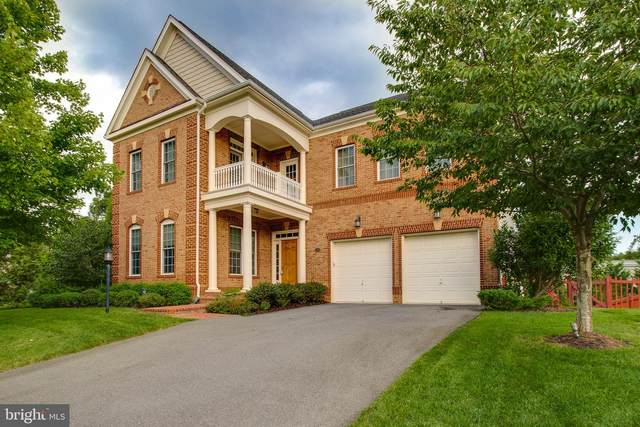 4550 Magnolia Manor Way, ALEXANDRIA, VA 22312 (#VAFX1151154) :: Certificate Homes