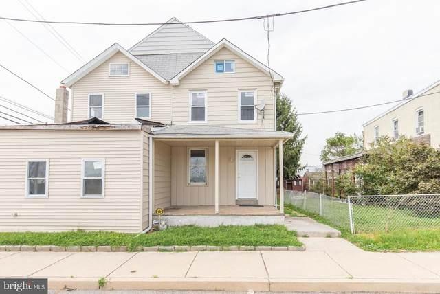 16 W 7TH Street, MARCUS HOOK, PA 19061 (#PADE525956) :: John Lesniewski   RE/MAX United Real Estate