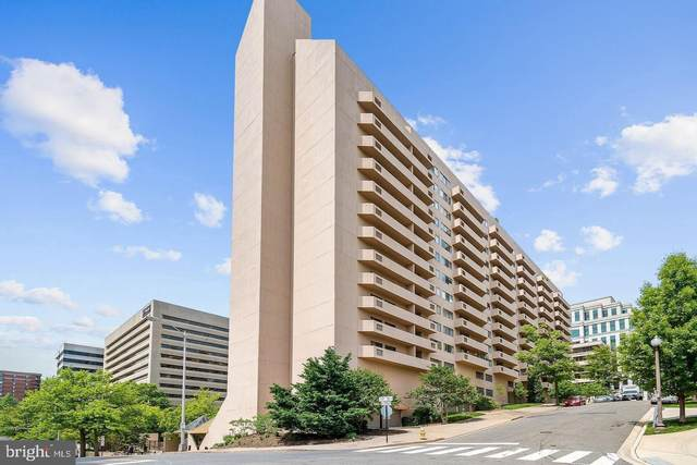 1301 N Courthouse Road N #807, ARLINGTON, VA 22201 (#VAAR168542) :: Advon Group