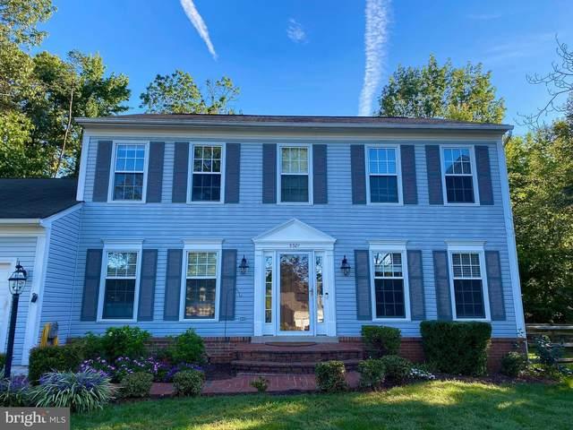 5301 Affinity Court, CENTREVILLE, VA 20120 (#VAFX1151308) :: Debbie Dogrul Associates - Long and Foster Real Estate
