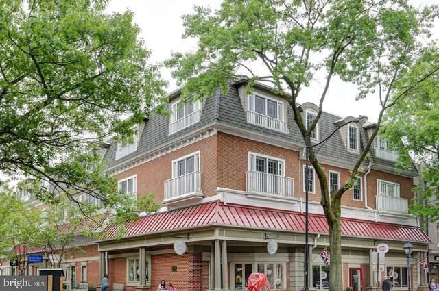 30 Kings Court #307, HADDONFIELD, NJ 08033 (MLS #NJCD401360) :: Kiliszek Real Estate Experts